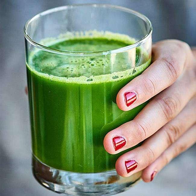 Benefícios do Suco Verde