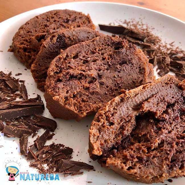 Bolo-de-Chocolate-de-Caneca-Fit Bolo de Chocolate de Caneca Fit