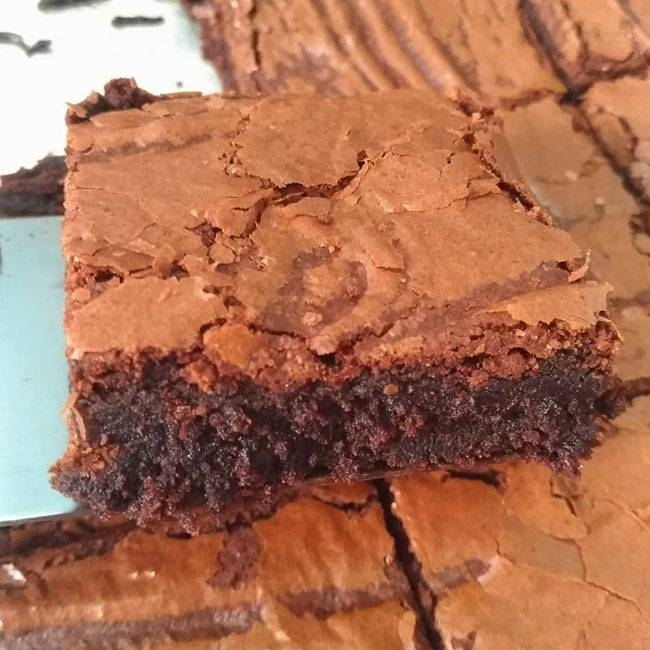 Brownie-de-Cacau-1 Brownie de Cacau