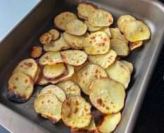 Chips de Batata Doce Fitness