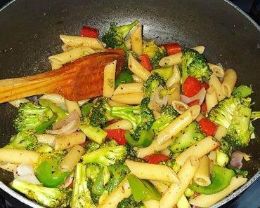 Penne Vegetariano