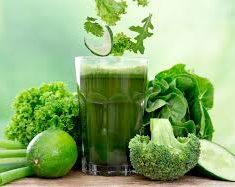 Beneficios do Suco Verde