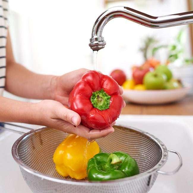 Como Higienizar e Armazenar Frutas, Verduras e Legumes