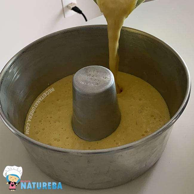 Bolo de Milho Sem Farinha