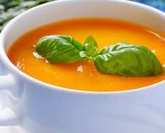 Caldo de Vegetais Antiácido