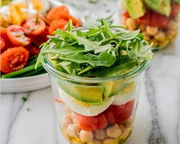 Como Montar Salada no Pote