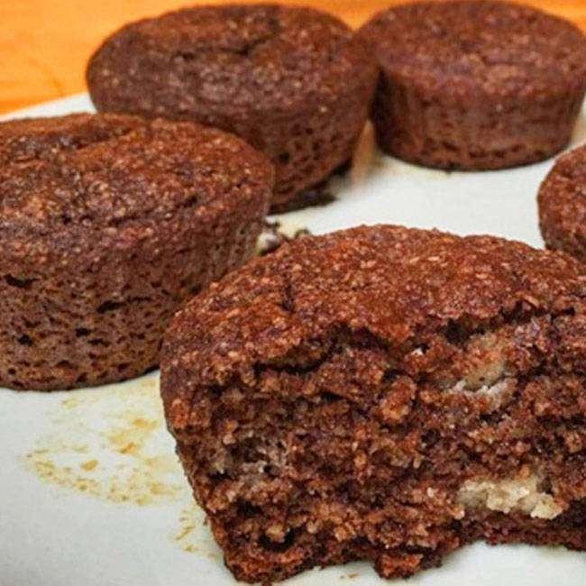 Cupcake Delicioso de Biomassa