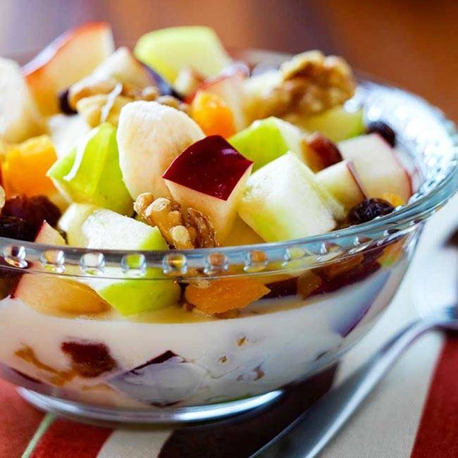 Iogurte com Cereal Fit