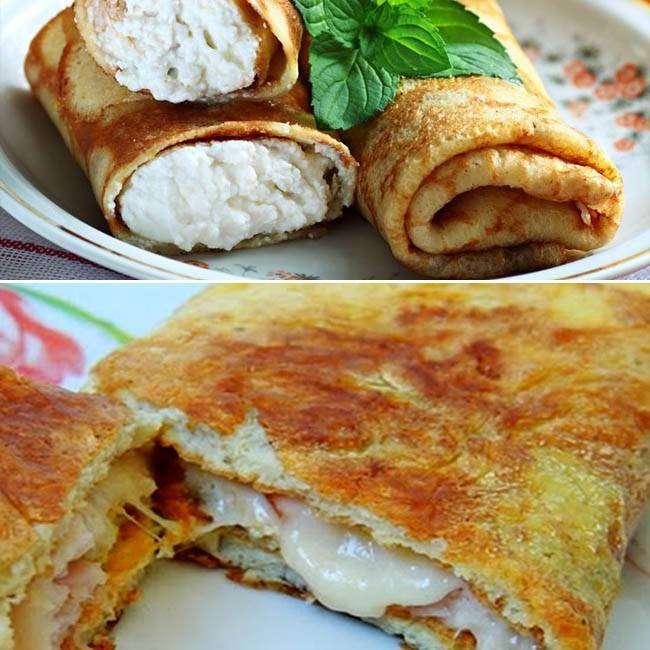 Omelete-Recheado-de-Microondas Café da Manhã Para o Dia das Mães
