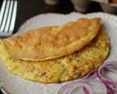 Omelete de Frango Light