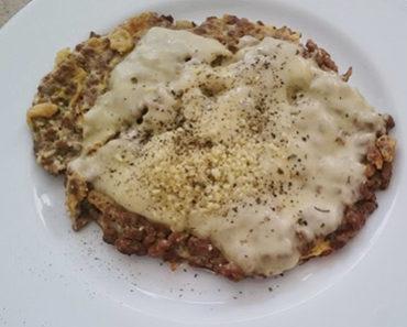 Omelete de Proteina de Soja