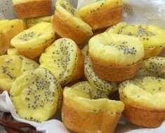 Pão de Queijo Fit Saboroso