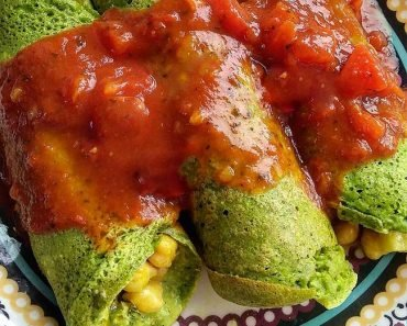 Panqueca Vegetariana