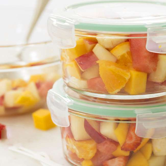 Salada de Frutas Simples