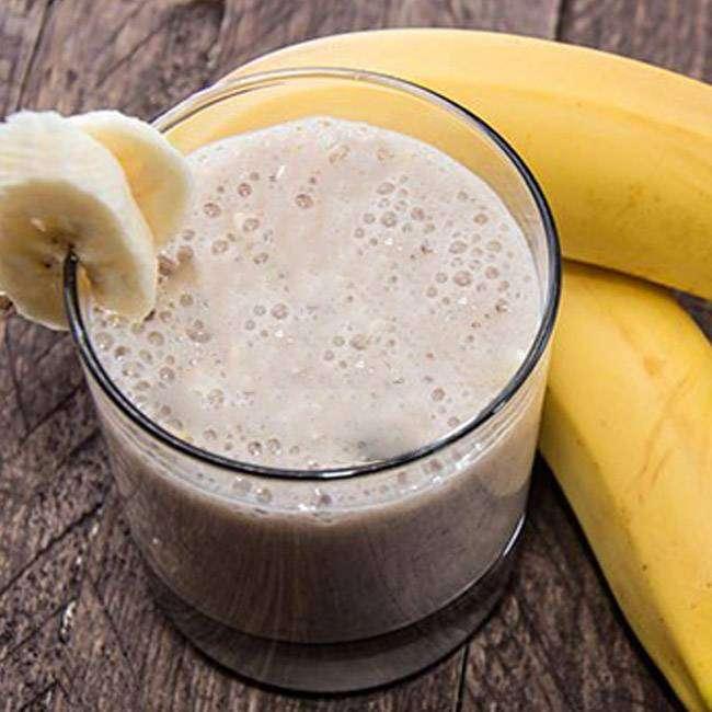 Shake-de-Banana-e-Ameixa-Para-Emagrecer Shake de Banana e Ameixa Para Emagrecer