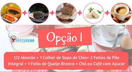10 IDEIAS SAUDÁVEIS PARA O CAFÉ DA MANHÃ