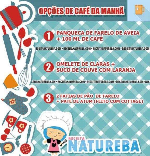 CAFE-DA-MANHA-1 CARDÁPIO PARA O DESAFIO DE CARNAVAL - FASE 1