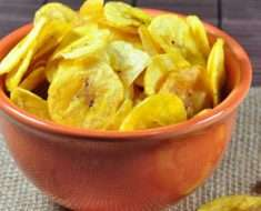Chips Crocante de Banana
