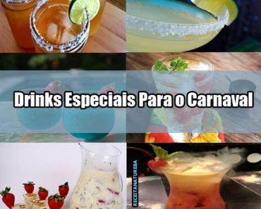 Drinks Especiais Para o Carnaval