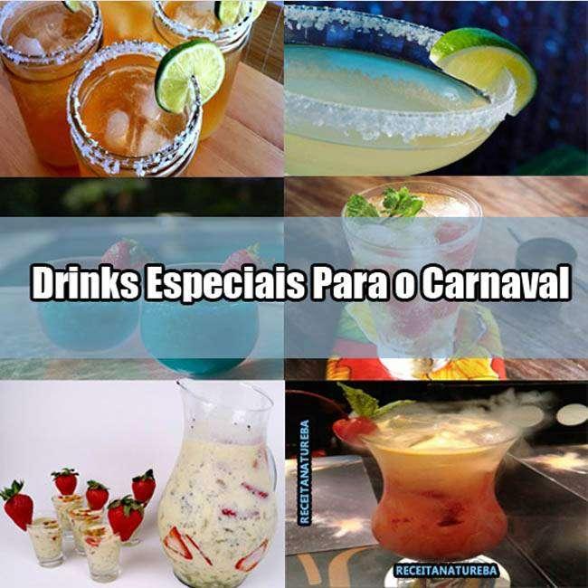 Drinks-Especiais-Para-o-Carnaval Drinks Especiais Para o Carnaval