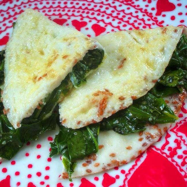 Omelete-de-Clara-Simples 15 Maneiras de Como Substituir o Pão no Café da Manhã