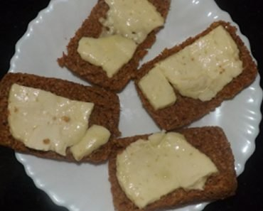 Pão de Microondas Fit Da Giovanna
