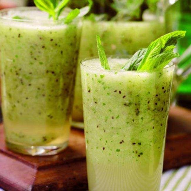 kiwi 15 Opções de Suco Detox