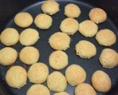 Biscoito Fácil de Queijo
