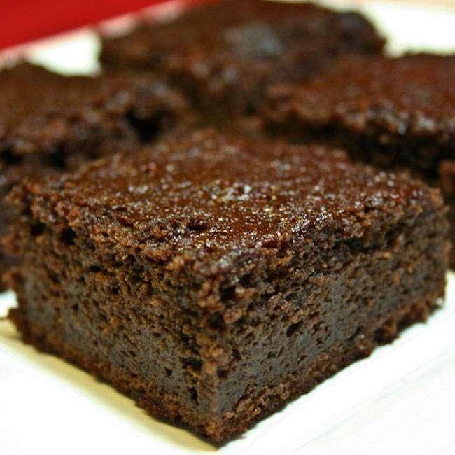 Bolo-Simples-Fit-de-Chocolate Bolo Simples Fit de Chocolate