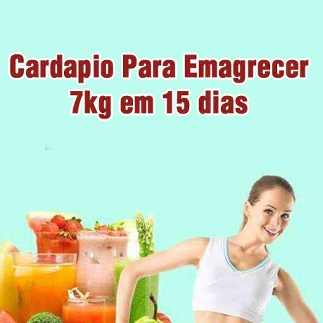 CARDAPIO-PARA-EMAGRECER-7kg-em-15-DIAS Como Emagrecer Rápido - Projeto Magra para o Verão