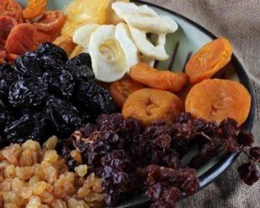 Como Fazer Frutas Secas Sem Gastar Muito