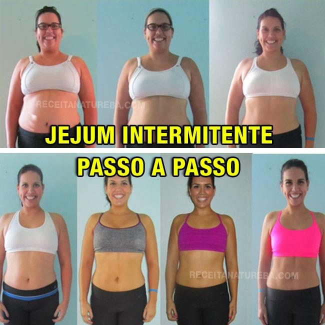 Dieta-Jejum-Intermitente-Passo-a-Passo Como Emagrecer Rápido - Projeto Magra para o Verão