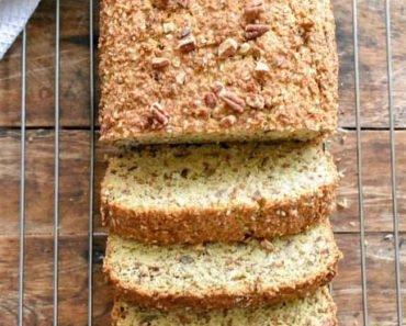 Pão de Fibras, Nutritivo Sem Glúten