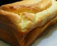 Pão de Iogurte Sem Glúten