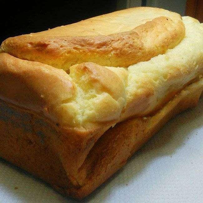 Pão-de-Iogurte-Sem-Glúten Pão de Iogurte Sem Glúten