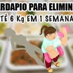 CARDAPIO PARA ELIMINAR ATÉ 6 Kg EM 1 SEMANA