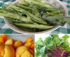 Como Aproveitar Cascas e Talos de Verduras e Frutas