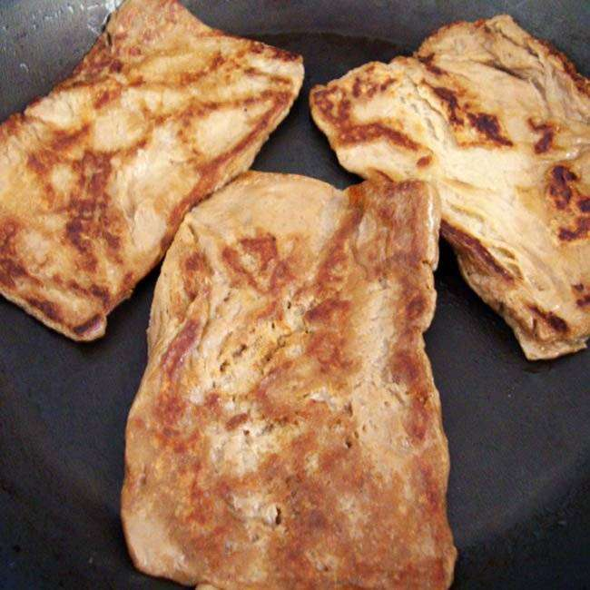 Como Preparar Bife de Soja Vegano