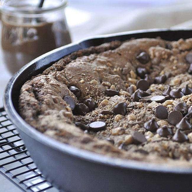 Cookie de Frigideira