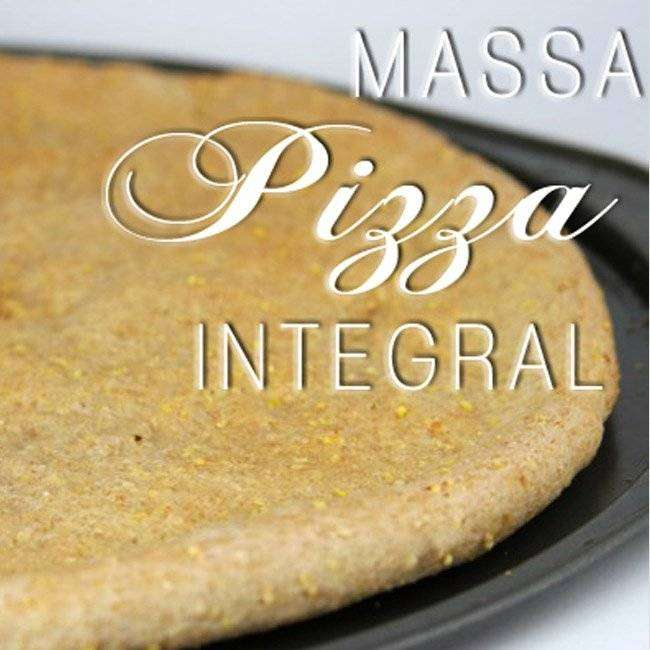 Massa-de-Pizza-100-Integral Massa de Pizza 100% Integral