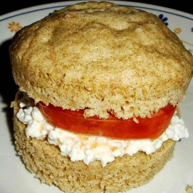 Pão-Integral-de-Microondas 15 Maneiras de Como Substituir o Pão no Café da Manhã