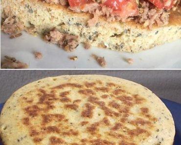 Pão de Chia Nutritivo Pronto em 3 minutos