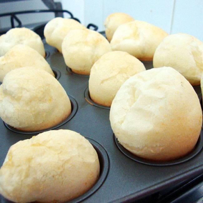 Pão-de-Queijo-Com-Kefir Pão de Queijo Com Kefir