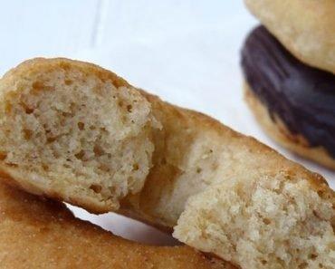 Rosquinhas Veganas (Donuts)
