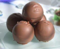 Trufa de Chocolate Fit