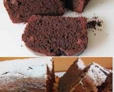 Bolo Paleo de Beterraba com Chocolate