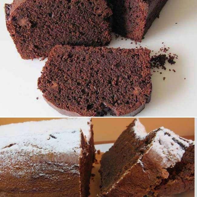 Bolo-Paleo-de-Beterraba-com-Chocolate Bolo Paleo de Beterraba com Chocolate