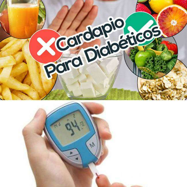 Cardápio-Para-Diabéticos Como Emagrecer Rápido - Projeto Magra para o Verão