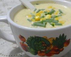 Sopa Fit de Frango com Batata Doce
