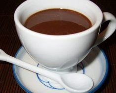 Chocolate Quente Fitness